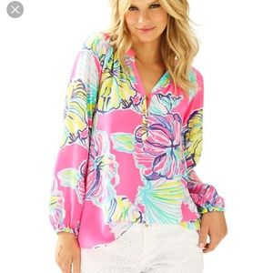 Lilly Pulitzer Elsa in Swept By the Tides
